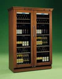 Шкаф винный tecfrigo maxicantineta glass lux